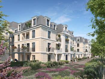 Appartement 5 pièces 113,37 m2