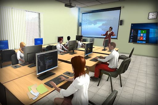 High School Simulator u2013 Fun Learning Game 1.4 screenshots 1