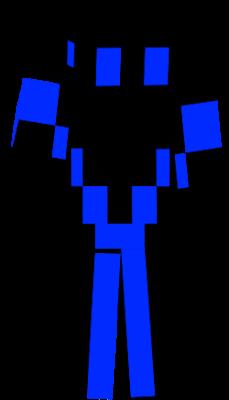 El especimen definitivo de la oscuridad azul