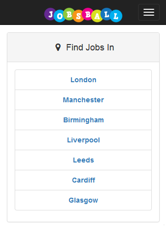 Jobsball Jobs- screenshot