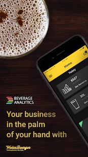 Beverage Analytics - náhled