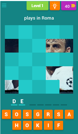 Football Player Prime Quiz App