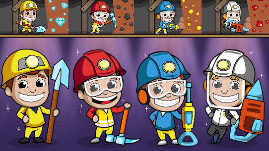 Idle Miner Tycoon MOD Apk 3.05.0 (Unlimited Coins) 3