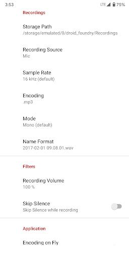 Audio Recorder screenshot 8