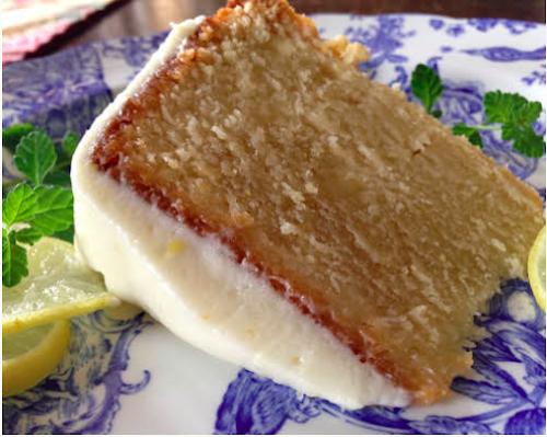 "Key Lime Poundcake with Key Lime Cream Cheese Icing ""Best pound cake..."