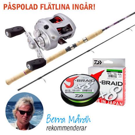 Berras allround fiskeset