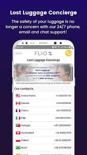 FLIO u2013 Your personal travel assistant 3.01.09 Screenshots 8