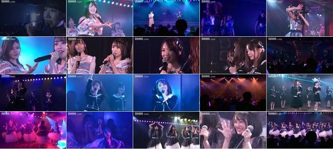 180926 AKB48 「サムネイル」公演 DMM HD