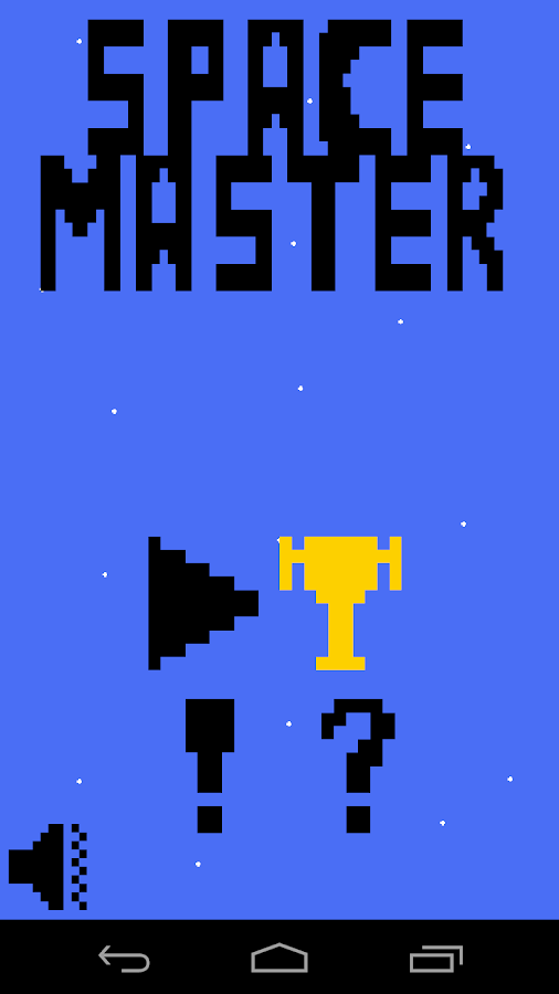 spaceMaster- screenshot