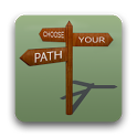 Choose Your Path Free icon