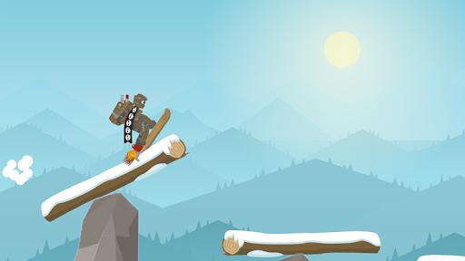 Stickman Snowboard 0.1 de.gamequotes.net 4