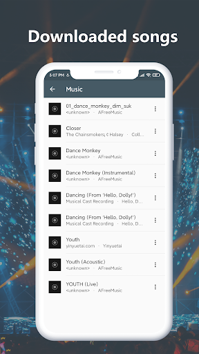 Music Downloader & Free MP3 Song Download screenshot 5