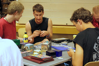 Photo: Magic: The Gathering - 18 years and still going strong