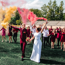 Wedding photographer Dmitriy Pautov (Blade). Photo of 25.09.2017