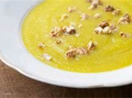Yellow Beet And Pear Soup Recipe