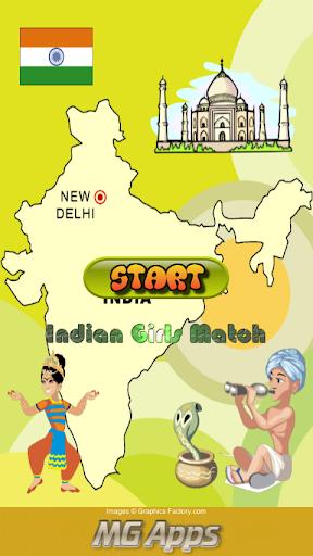 Indian Girls Match