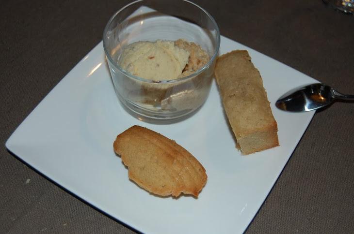 Vanilla Praline Ice Cream Recipe