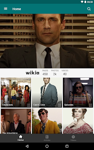 FANDOM for: Mad Men - náhled