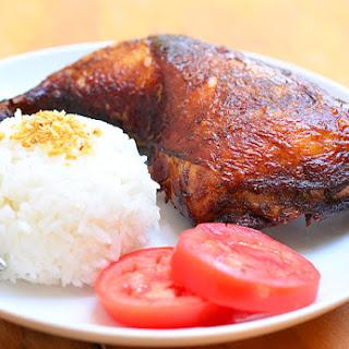 Crispy Soy Chicken