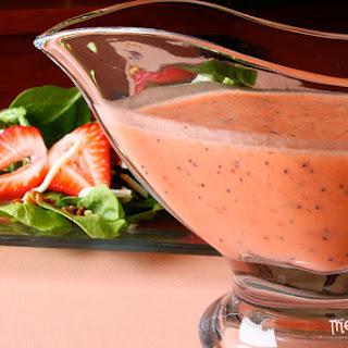 Perfect Strawberry Poppyseed Dressing