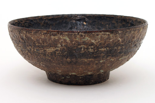 Chris Carter Ceramic Bowl 1