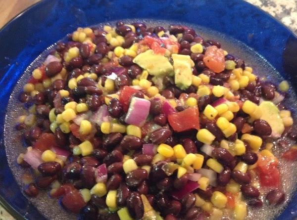 Black Bean Corn Dip Recipe