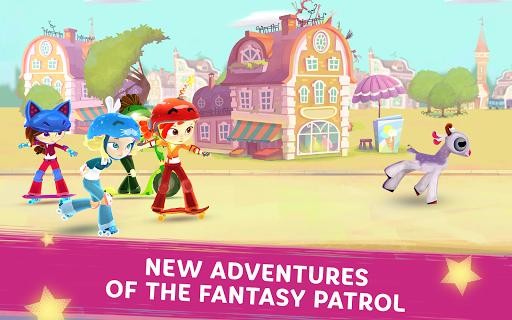 Fantasy patrol: Adventures poster