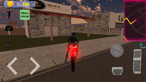 Motos do Grau - Motoboy Simulator 1.12 screenshots 1