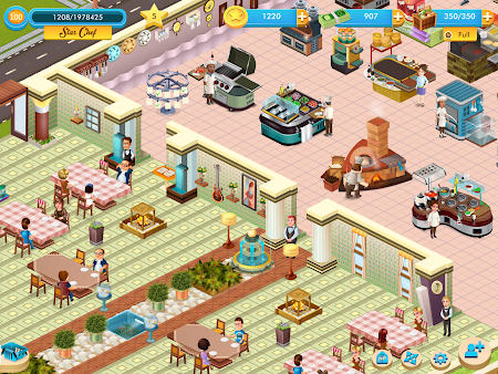 Star Chef: Cooking Game 2.11.4 screenshot 635552