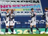 Premier League : West Bromwich étrille Southampton, Brighton et Everton se quittent dos à dos