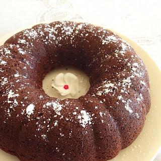 Chocolate Sourdough Cake