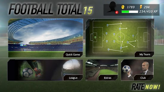 Football Total 2015 apk screenshot 1