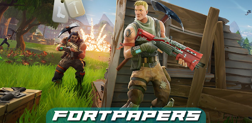 Fortpapers - Battle Royale Wallpapers for PC