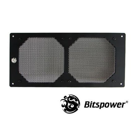 Bitspower radiatorgrill, 280