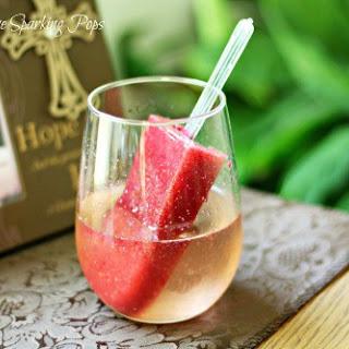 Champagne Sparkling Pops Recipe