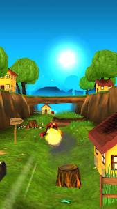 Rocket Ace: Infinite Run screenshot 0