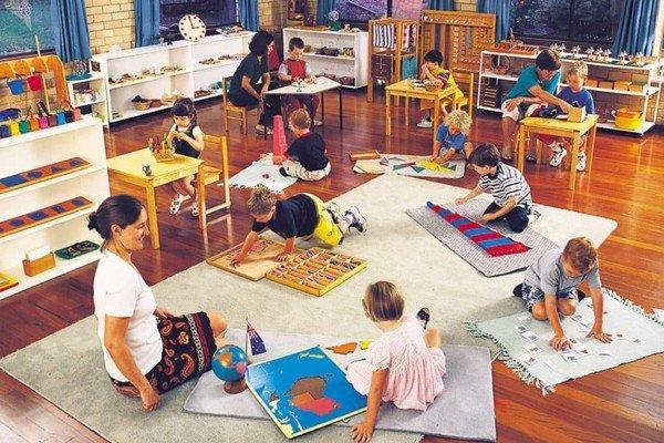 Montessori – Mô hình giáo dục mầm non trong tương lai