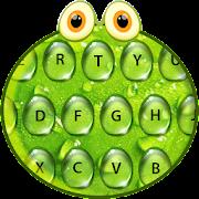 Green Frog - Keyboard Theme