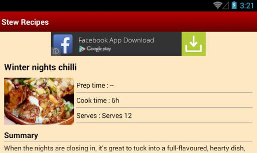 Stew recipes free revenue download estimates google play store phone forumfinder Gallery