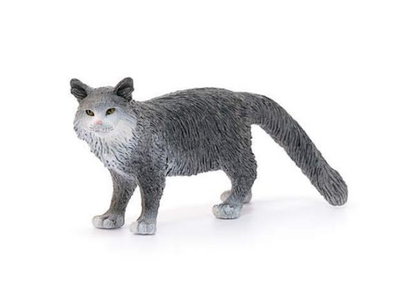 Contenido de Schelcih® 13893 Gato Maine Coon