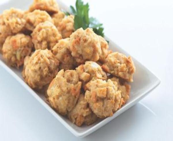 Applesauce Stuffing Recipe