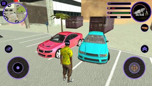 Robo De Autos Mafia Juego 3 1.1.0 screenshots 1
