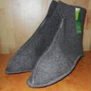 Tovade sockor för i stövlar