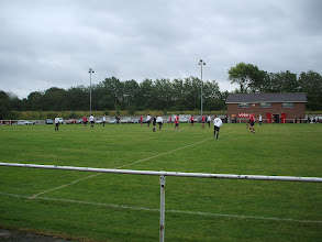 Photo: 18/08/07 v Bacup Borough (FA Cup Extra Prelim Rd) 1-2 - contributed by Nick Willis