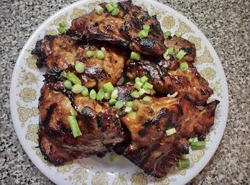 Teriyaki/pineapple Juice Grilled Chicken Recipe