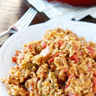 Cajun Chicken Rice Recipes