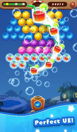 Shoot Bubble - Fruit Splash modavailable screenshots 16