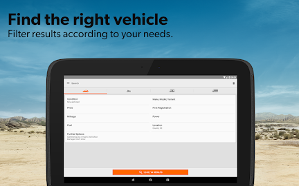 mobile.de – vehicle market Screenshot 10
