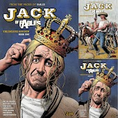 Jack of Fables Deluxe