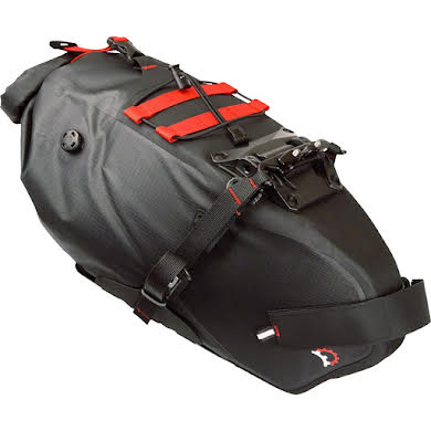 Revelate Designs Spinelock Seat Bag, 16L, Black